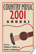 Country Music Annual 2001