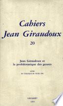 Cahiers numéro 20