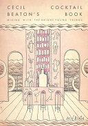 Book Cecil Beaton s Cocktail Book