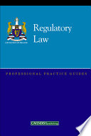 regulatory law professional practice guide