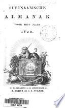 Geschiedkundige beschrijving der kolonie Suriname