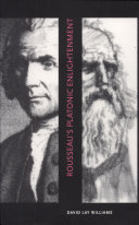 Rousseau's Platonic Enlightenment