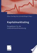 Kapitalmarktrating