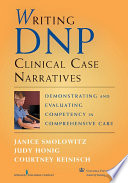 Writing DNP Clinical Case Narratives