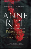 Prince Lestat and the Realms of Atlantis-book cover