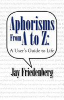 Aphorisms from A to Z