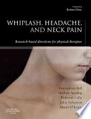 Whiplash  Headache  and Neck Pain