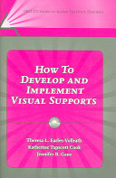 How to Develop and Implement Visual Supports