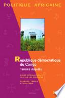R  publique d  mocratique du Congo   terrains disput  s