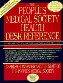 People s Medical Society Health Desk Reference