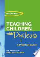 Teaching Children with Dyslexia