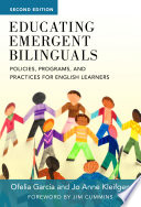 Educating Emergent Bilinguals