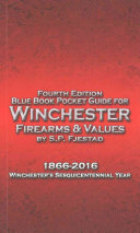 Blue Book Pocket Guide for Winchester Firearms   Values