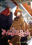 The Ancient Magus Bride Vol 10