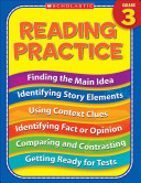 3rd Grade Reading Practice