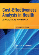 Cost-Effectiveness Analysis in Health: A Practical Approach