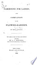 Gardening for Ladies