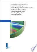 Gestaltung interorganisationaler Software-Entwicklung