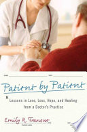 Patient by Patient Doctor Fresh From Residency As