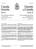 Statutory Orders and Regulations