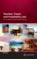Tourism  Travel and Hospitality Law
