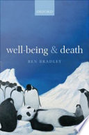 Well Being and Death