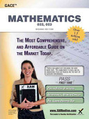 Gace Mathematics 022  023 Teacher Certification Study Guide Test Prep