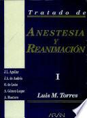 Tratado de anestesia y reanimación