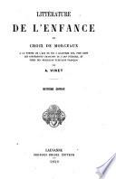 Chrestomathie francaise ou choix de morceaux tires des meilleurs   crivains francais par A  Vinet