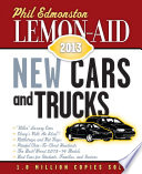 Lemon Aid New Cars And Trucks 2013