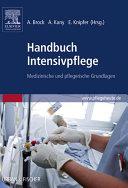 Handbuch Intensivpflege