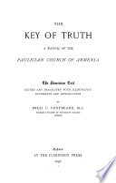 Գիրք որ կոչի բանալի ճշմարտութեան