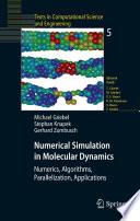 Numerical Simulation in Molecular Dynamics