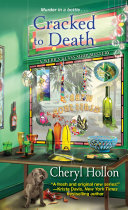 Cracked To Death : times bestselling author when a treasure hunt leads...
