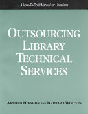 Outsourcing Library Technical Services