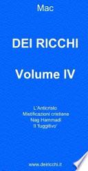 D  i Ricchi   Volume IV
