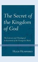 The Secret of the Kingdom of God Book PDF