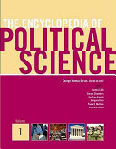 The Encyclopedia of Political Science Set