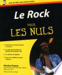 Le Rock Pour les Nuls