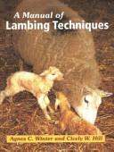 A Manual of Lambing Techniques