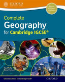 Omplete Geography for Cambridge IGCSE
