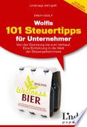 Wolfis 101 Steuertipps f  r Unternehmer
