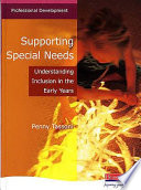 Supporting Special Needs