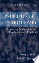 Principles of Psychotherapy Its Breadth Of Coverage And Accessibility And The