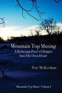 Mountain Top Musing