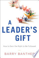 A Leader s Gift