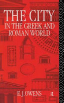 The City in the Greek and Roman World