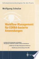 Workflow Management f  r COBRA basierte Anwendungen