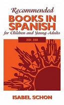 download ebook recommended books in spanish for children and young adults pdf epub