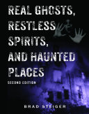 download ebook real ghosts, restless spirits, and haunted places pdf epub